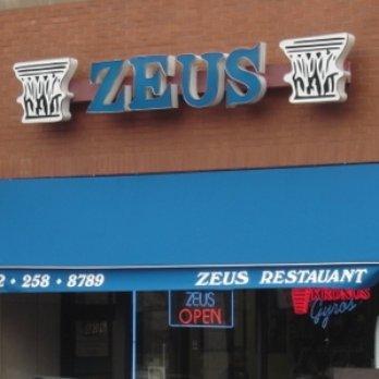 Zeus Restaurant Order Online