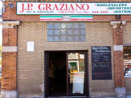 J.P. Graziano's Order Online