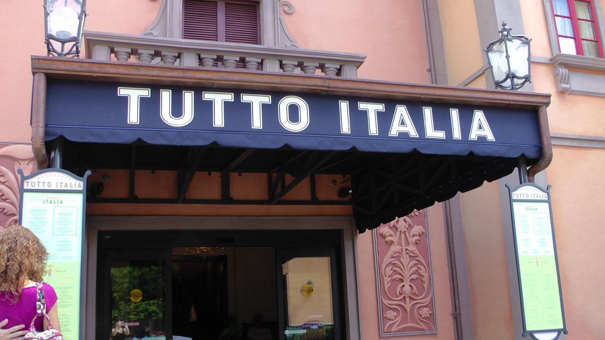 Tutto Italiano Order Online