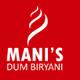 Mani's Dum Biriyani Order Online