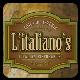 L'italiano's Italian Ristorante Order Online