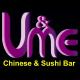 U&Me Chinese & Sushi Bar Order Online
