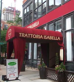 Trattoria Isabella Order Online